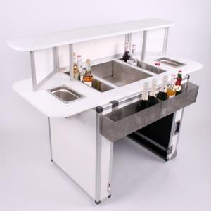 vest spezialtransportkoffer - Gastronomie Mobile Küche